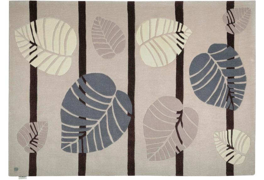 Tom Tailor Teppich Life - Leaf beige