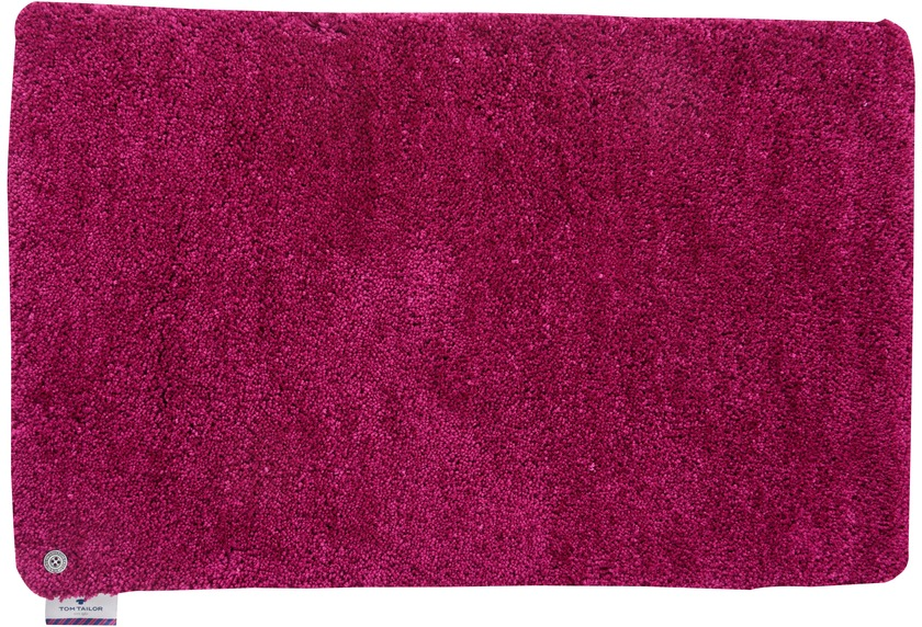 Tom Tailor Badteppich Soft Bath UNI 240 pink