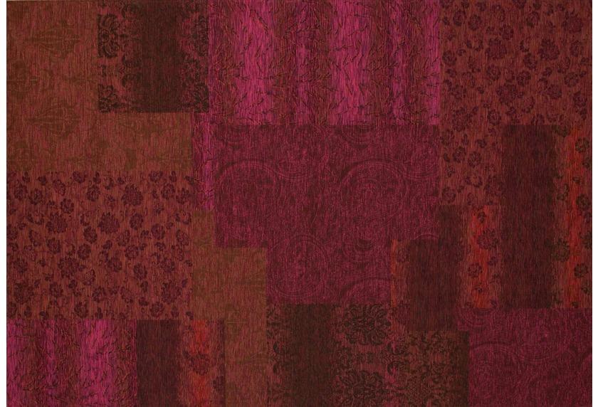 Kelii Patchwork-Teppich Alaska purple