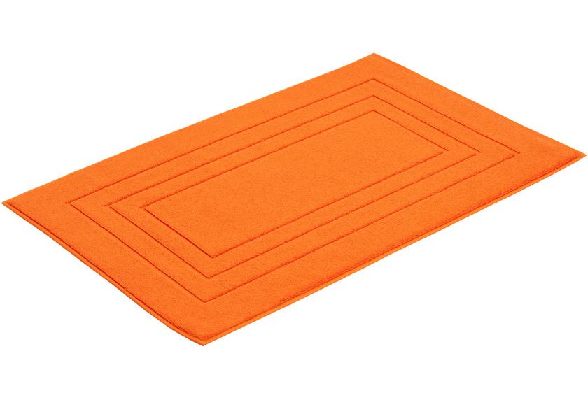 Vossen Badeteppich Feeling orange