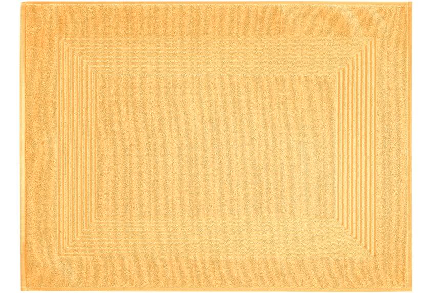 Vossen Badeteppich New Generation honey 50 x 70 cm