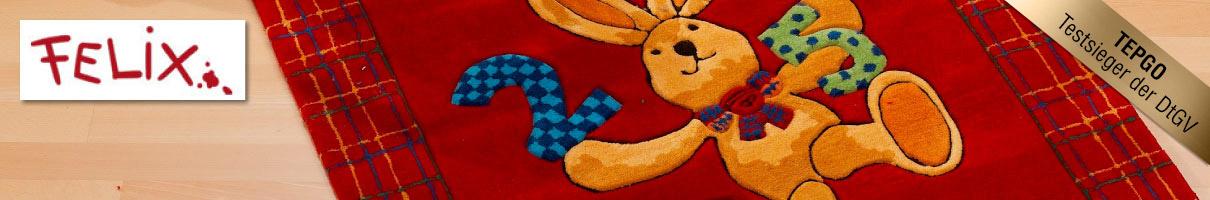 Felix der Hase Teppiche