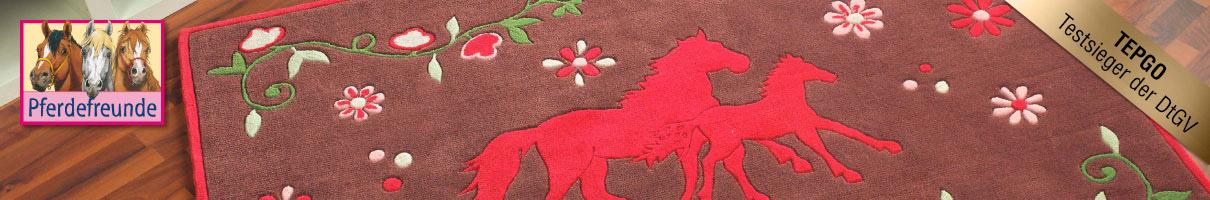 Pferdefreunde Teppiche