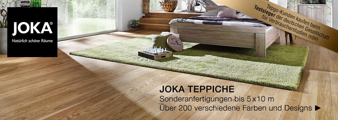 JOKA Teppichboden nach Maß