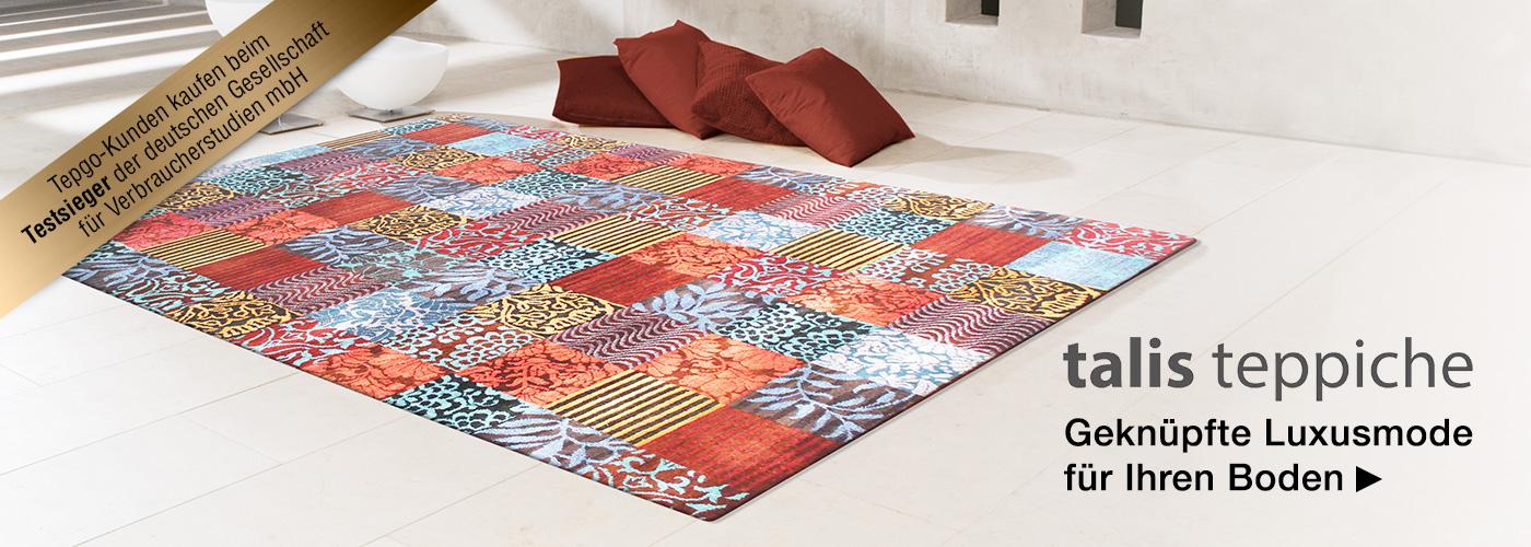 talis teppiche Viskose-Teppiche