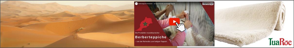 Tuaroc Berberteppich