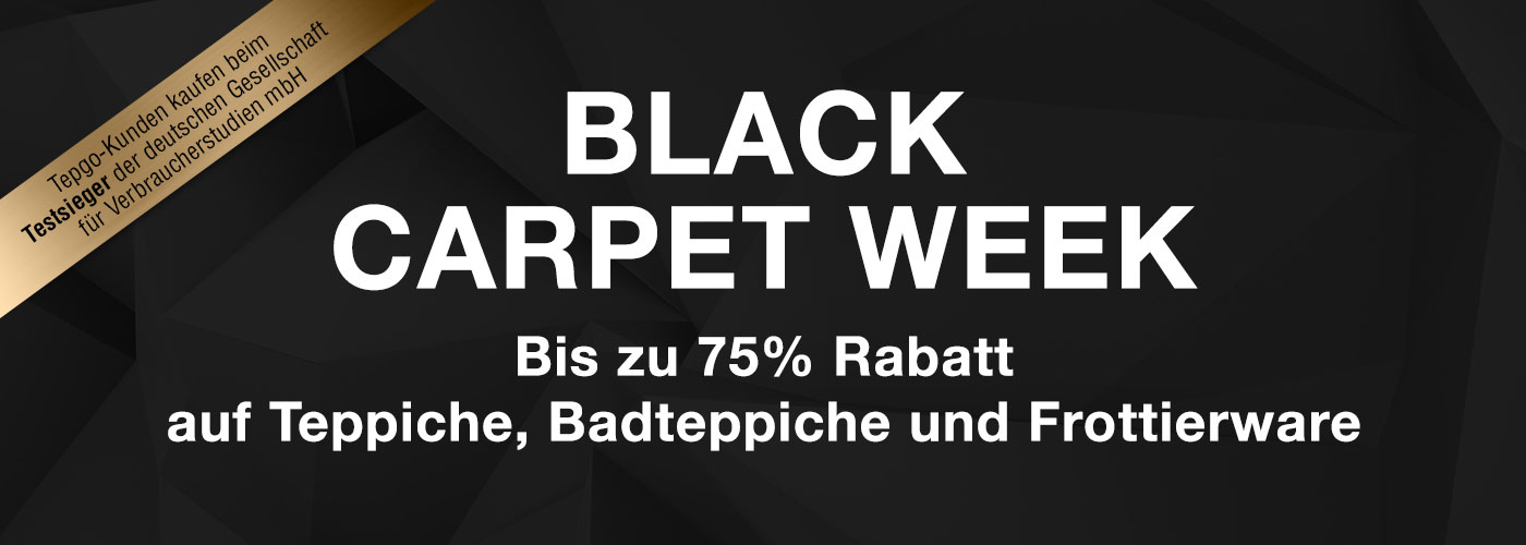 Black Carpetweek
