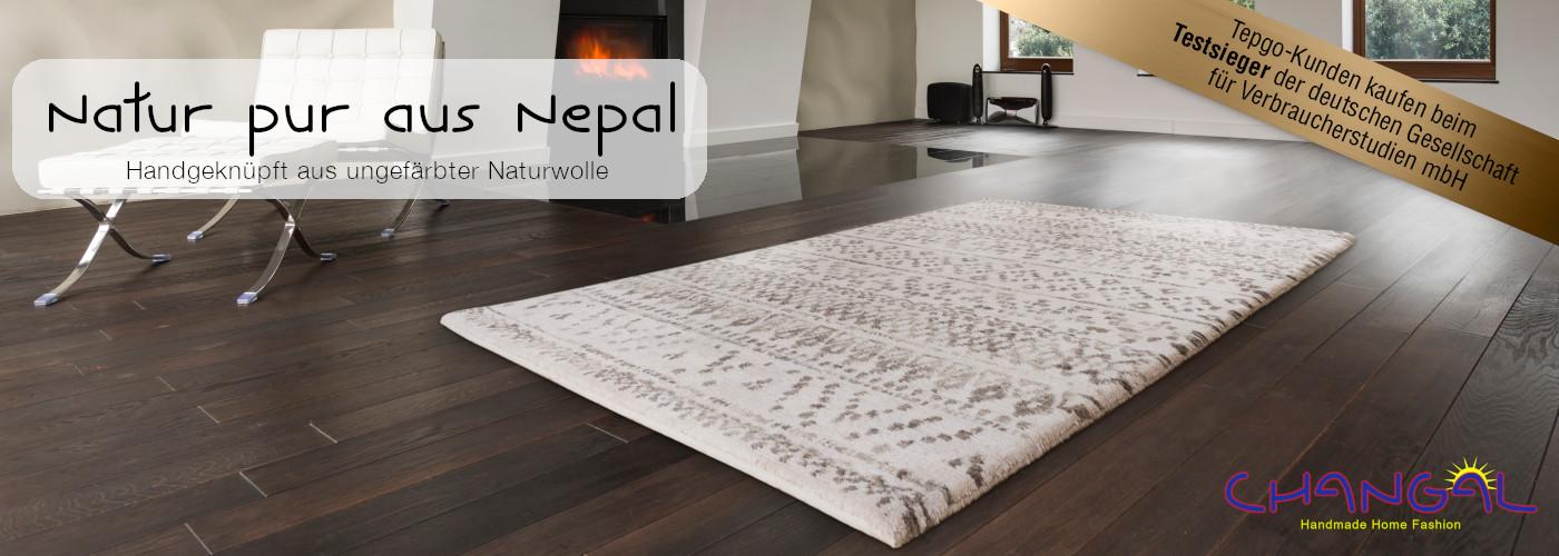 Changal Nepalteppich
