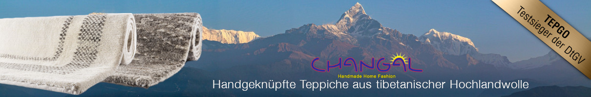 Changal Teppiche
