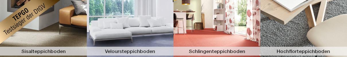 Teppichboden – vielseitiger Bodenbelag für die ganze Wohnung